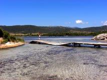 giulia Laguna Santa Zdjęcia Royalty Free