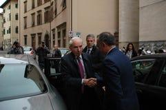 Giuliano Amato Stock Photo