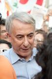 Giuliano Pisapia, mayor of Milan Royalty Free Stock Photography