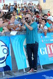 Giuliano Sangiorgi al Giffoni Film Festival 2013 Stock Photography