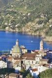 Giumenta del sul di Vietri, costa di Amalfi Immagine Stock