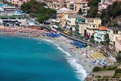 Giumenta di Al di Monterosso, Liguria, Italia del Nord Fotografia Stock Libera da Diritti