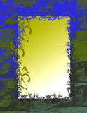 Giungla di paradiso Fotografia Stock