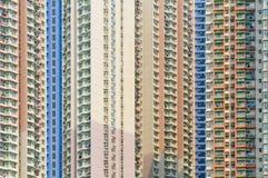 Giungle concrete di Hong Kong Fotografia Stock
