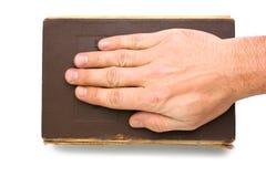 Giuramento sulla bibbia Fotografie Stock Libere da Diritti