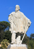 Giuseppe Garibaldi Stock Photography