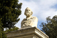 Giuseppe Garibaldi Stock Photos