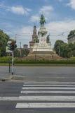 Giuseppe Garibaldi monument Stock Image