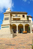 Giuseppe Garibaldi Monument, San Marino, Europe Royalty Free Stock Images