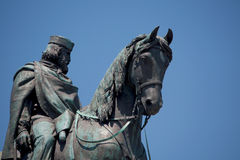 Giuseppe Garibaldi Stock Images