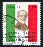 Giuseppe Mazzini Royalty Free Stock Image