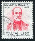 Giuseppe Mazzini Royalty Free Stock Photo