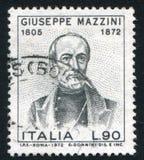 Giuseppe Mazzini Royalty Free Stock Images