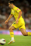 Giuseppe Rossi of Villarreal CF Stock Images