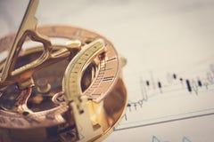 Giusta direzione del vostro affare Immagine Stock Libera da Diritti