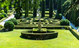 Free Giusti Garden In Verona, Italy Royalty Free Stock Image - 124076536