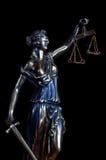 Giustizia Fotografia Stock