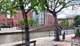 Giustizia Centre, Nottingham fotografia stock libera da diritti