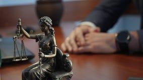 Giustizia o Iustitia di signora la dea romana di giustizia fotografia stock libera da diritti