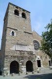 giusto SAN Τεργέστη εκκλησιών Στοκ φωτογραφία με δικαίωμα ελεύθερης χρήσης
