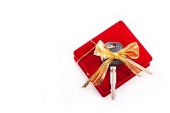 Give the car key Stock Photos