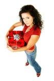 Give a gift Stock Photos