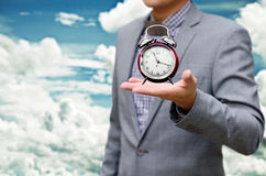 Give me more time Royalty Free Stock Photo