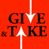 Give and take. Finding a solution or compromise by giving and taking Royalty Free Stock Photography