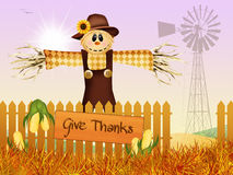 Give thanks Stock Photos