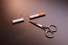 Give up smoking! Royalty Free Stock Photos