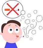 Give Up Smoking Royalty Free Stock Photo