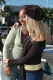 Give your Friend a Hug stock photos