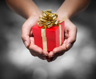 Give your gift royalty free stock images