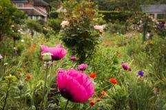 Giverny, Normandia immagine stock libera da diritti