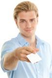 Giving card Stock Photos