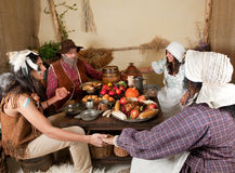 Giving thanks Stock Images