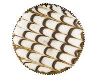 givrage de gâteau photo stock