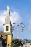 Givry, church, burgundy, France Royalty Free Stock Photo