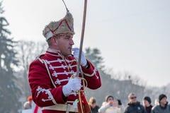Givving beställningar och kommandon royaltyfri fotografi