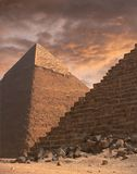 Giza Royalty Free Stock Photos