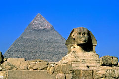 Giza, Cairo, Egypt. Royalty Free Stock Photo