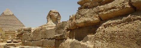 GIZA dolina W EGIPT Obraz Royalty Free