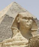GIZA dolina W EGIPT Zdjęcie Royalty Free
