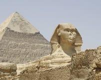 GIZA dolina W EGIPT Fotografia Stock