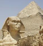 GIZA dolina W EGIPT Obraz Stock
