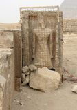 Giza Necropolis Stock Image