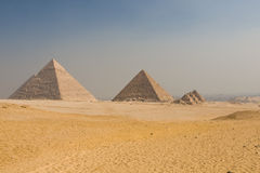 Giza Plateau Stock Photos