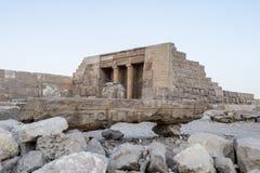 Giza plateau Egipt obraz stock