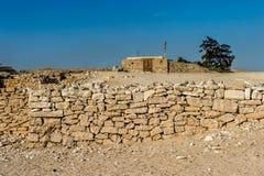 Giza Plateau. Egypt Royalty Free Stock Photography