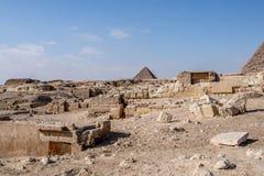 Giza Plateau. Egypt Royalty Free Stock Images